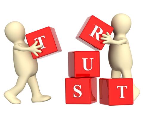不動產為信託登記後,受益人的受益權可不可受強制執行?